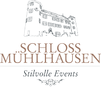 Eventlocation Schloss Mühlhausen Logo